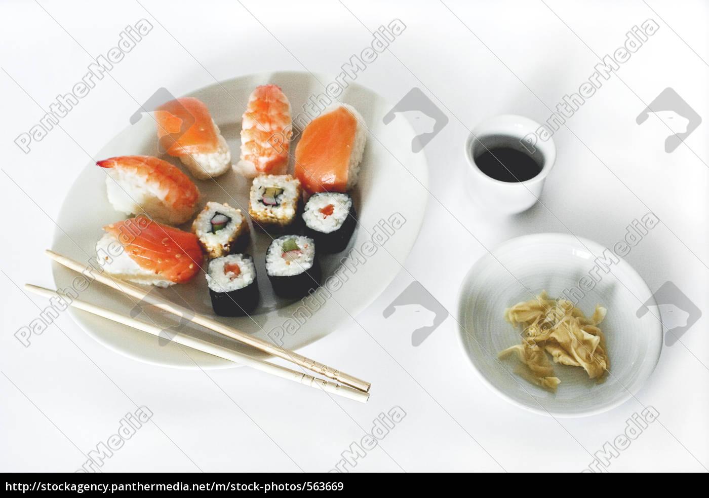 sushi - 563669