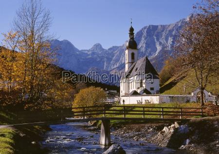 ramsau, bei, berchtesgaden - 565294