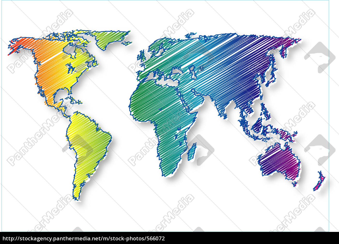 world, map, for, business - 566072