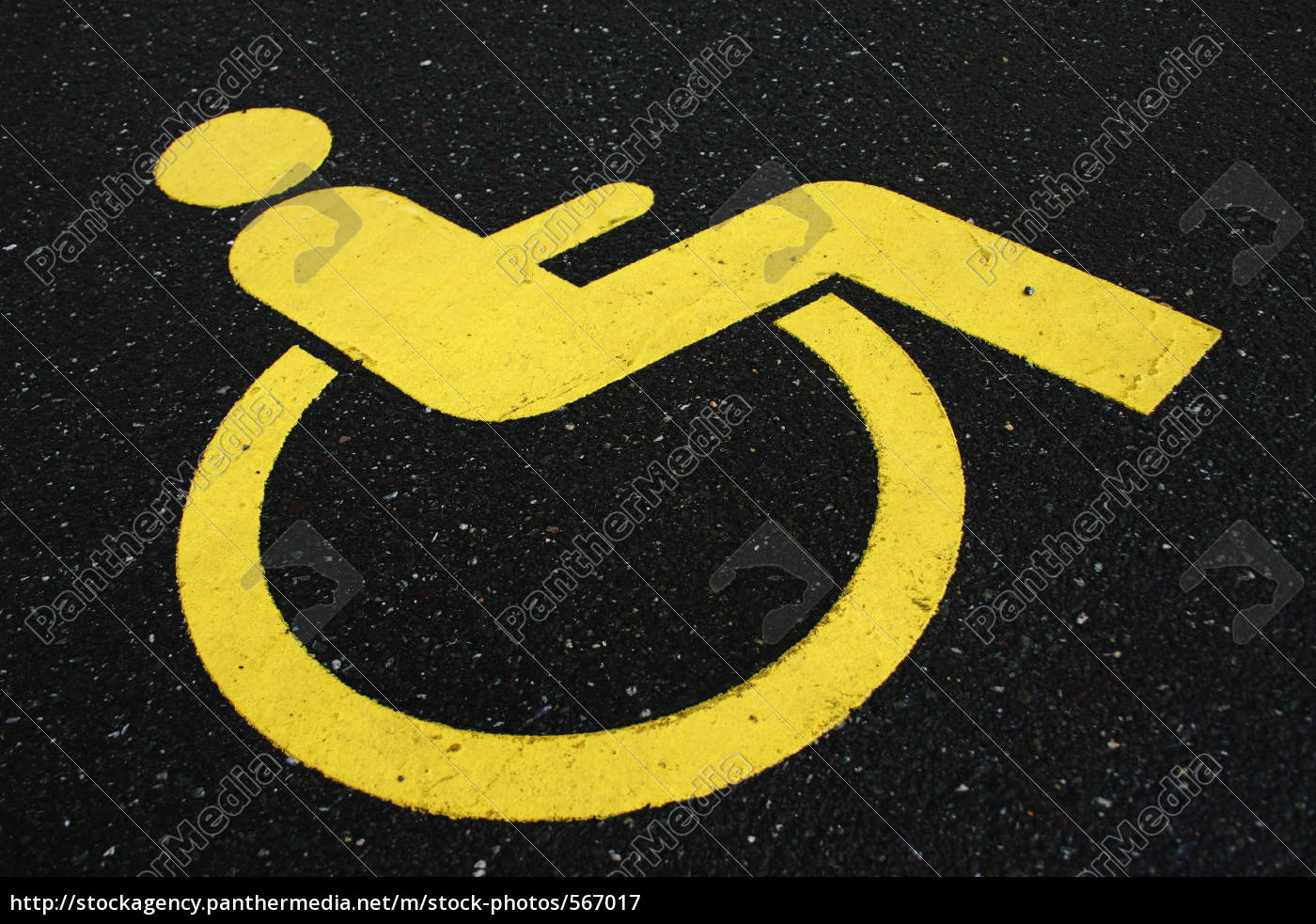 handicapped, parking - 567017