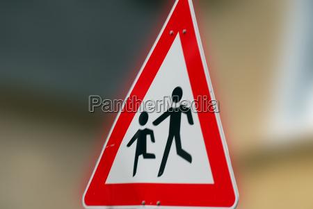 caution, children - 568301