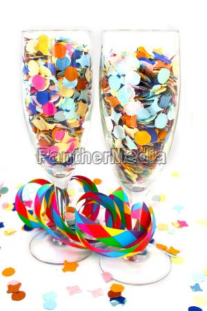 confetti, glass - 568519