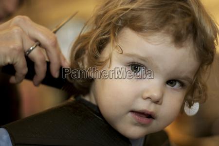 first, haircut - 570487