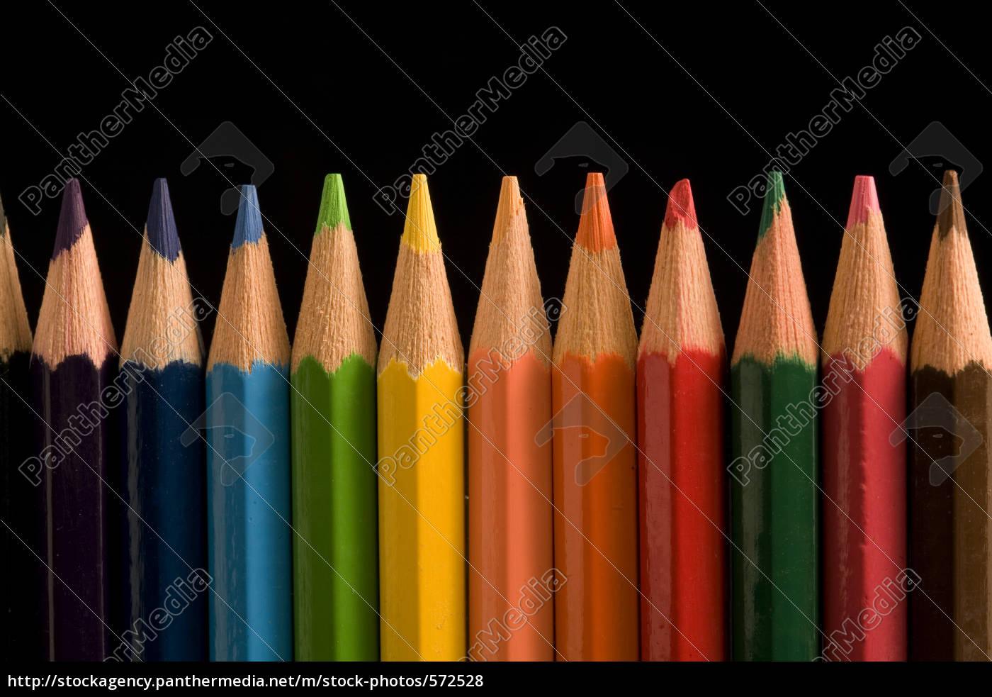 colored, pencils - 572528