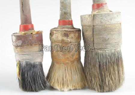 old, paintbrush - 572060
