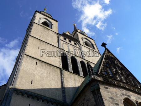 st johns church at magdeburg 1