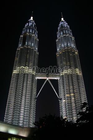petronas, towers - 575122