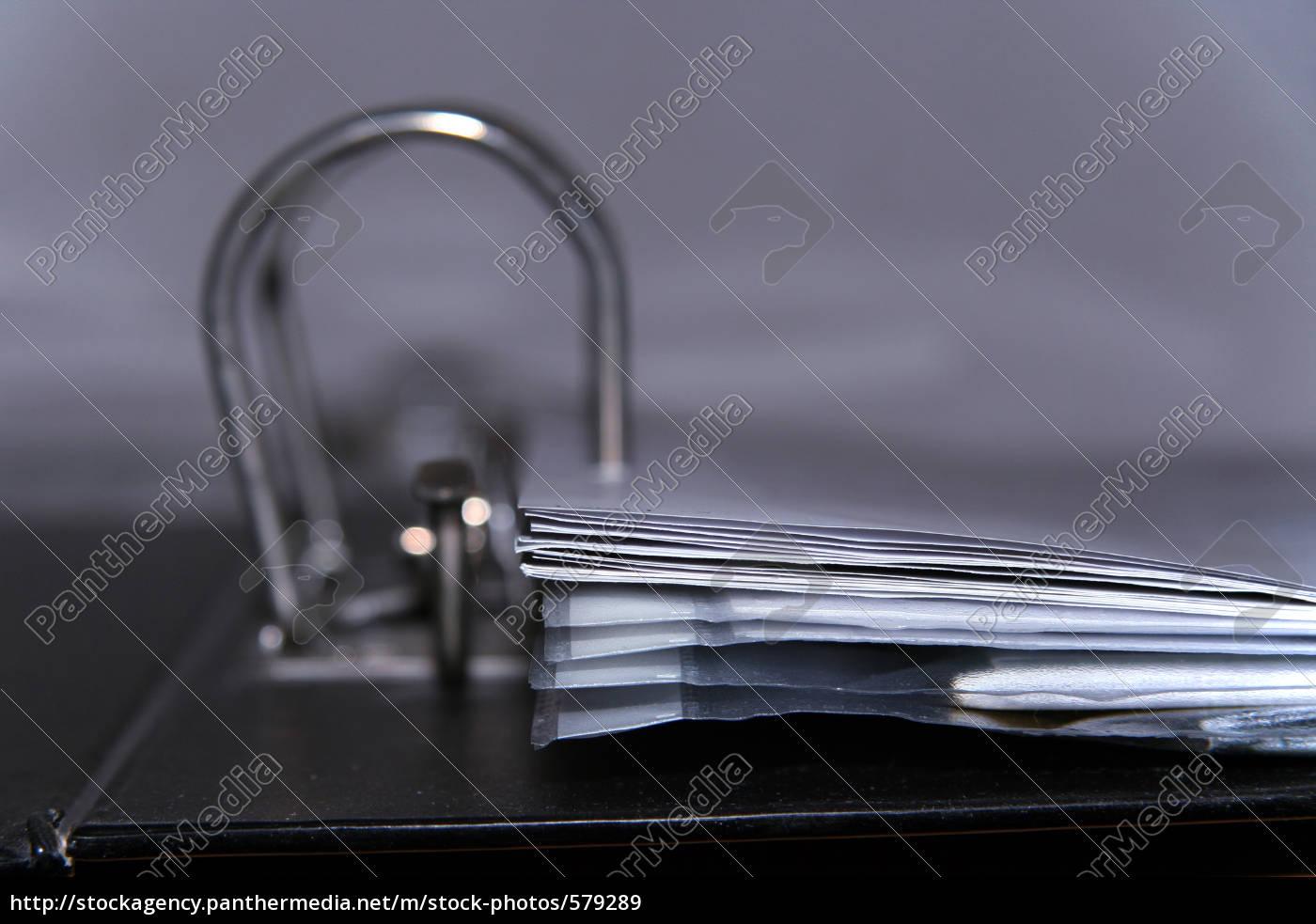 ring, binder - 579289