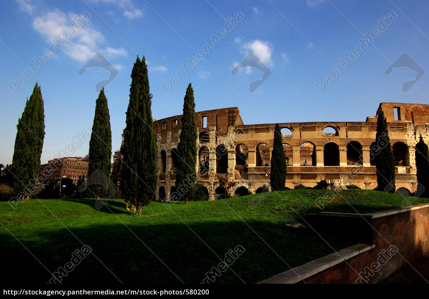 coliseum, - 580200