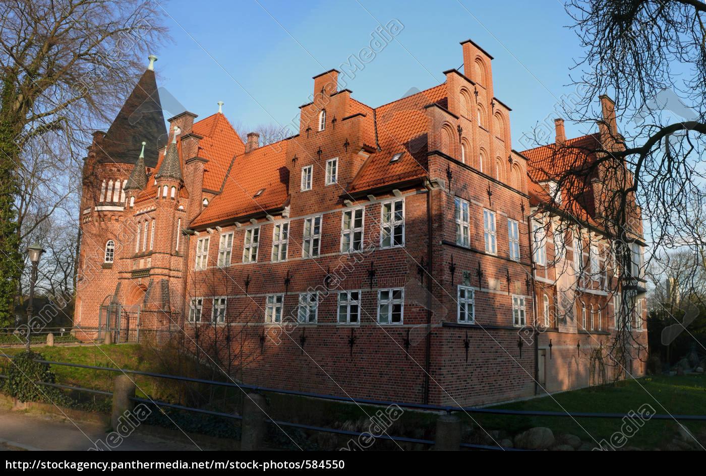 bergedorf, castle - 584550