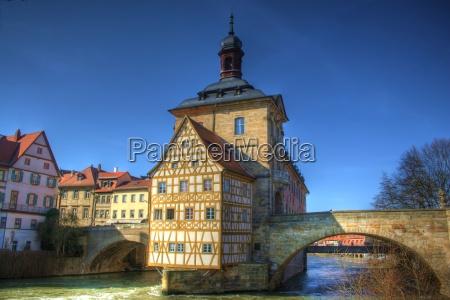 rathaus, bamberg - 586148