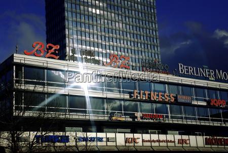 europa center on breitscheidplatz