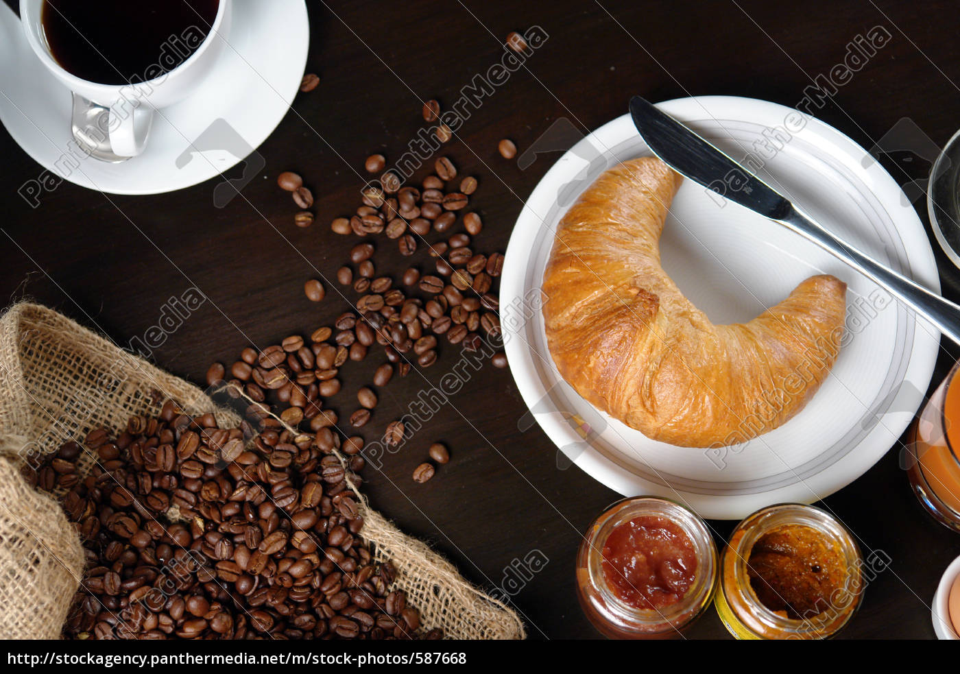 croissant - 587668