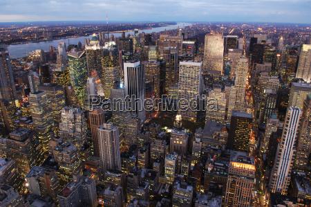 nyc, by, night - 588462
