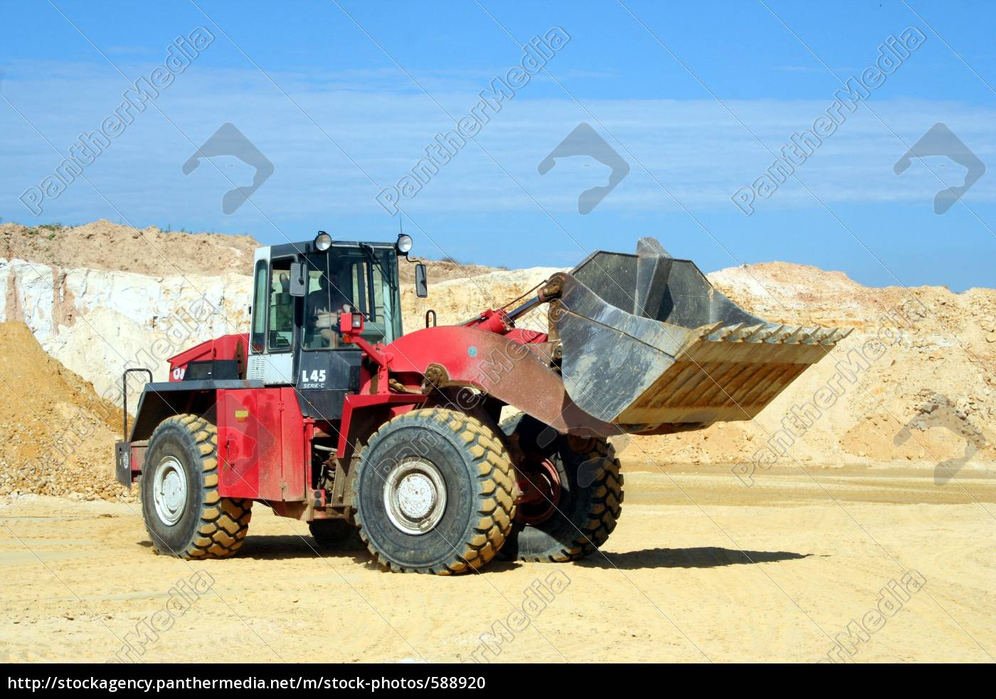 wheel, loaders - 588920