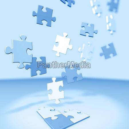 puzzle, pieces - 589767