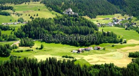 scenics, castle, tarasp - 589446