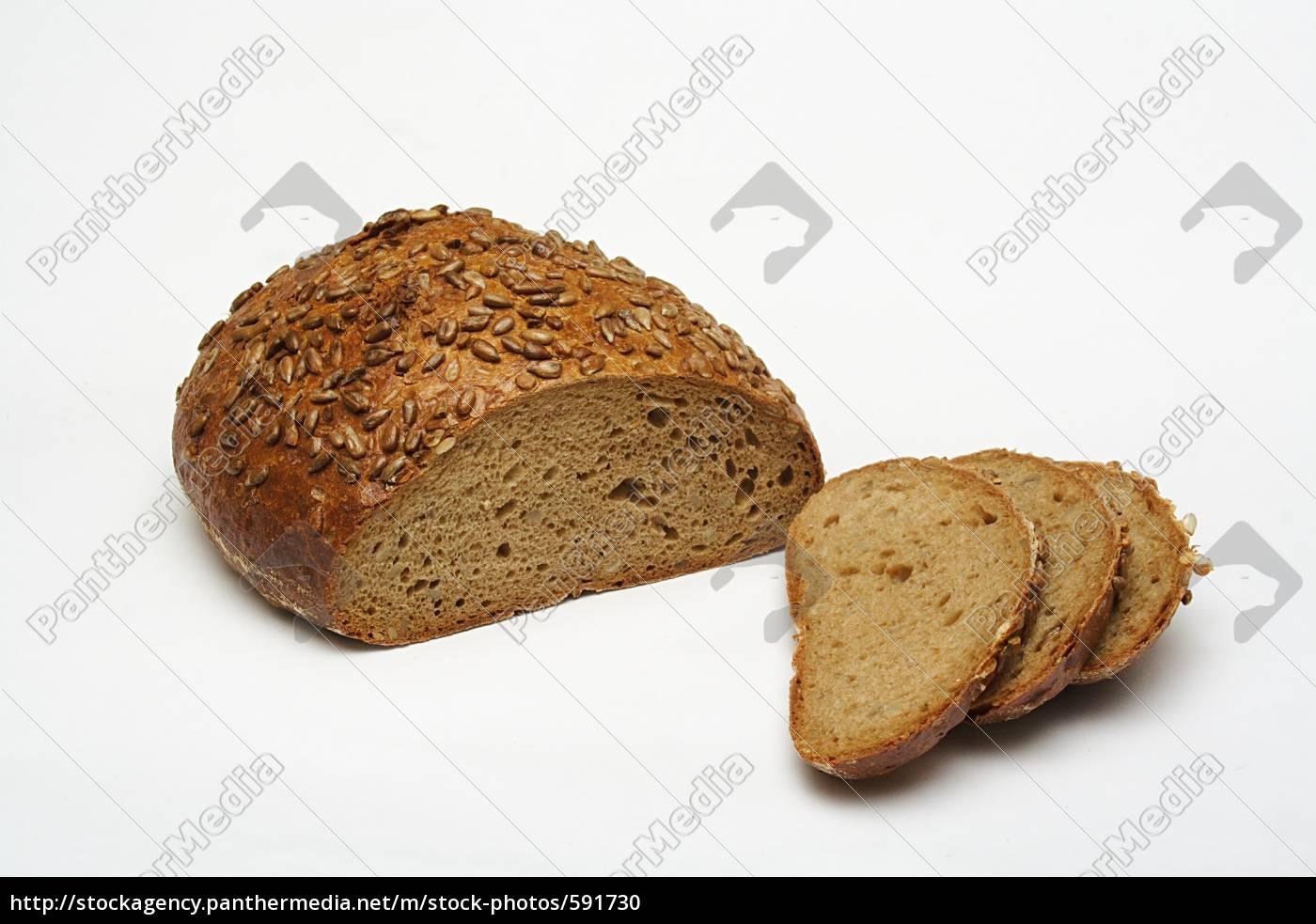 sunflower, bread - 591730