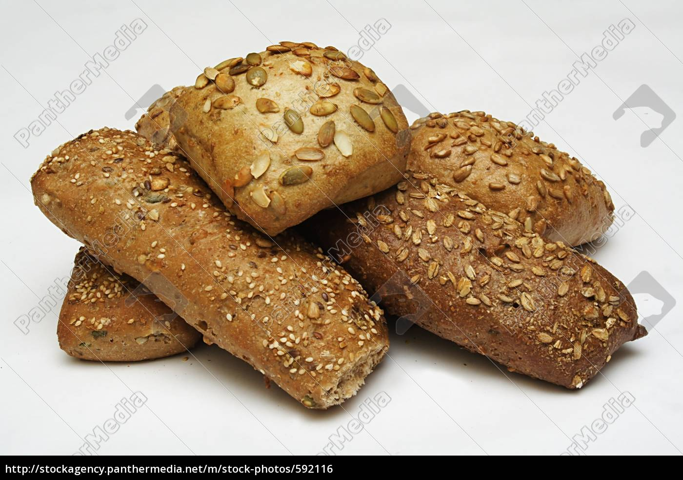 wholemeal, rolls - 592116