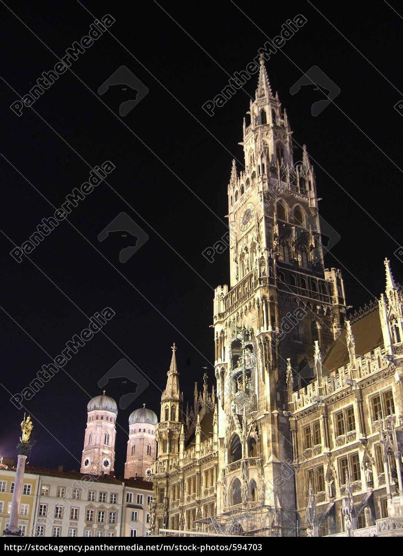 munich, landmarks - 594703