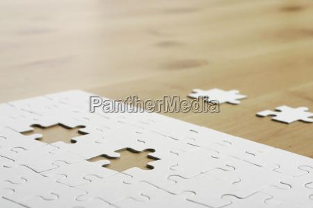puzzle, pieces - 595183