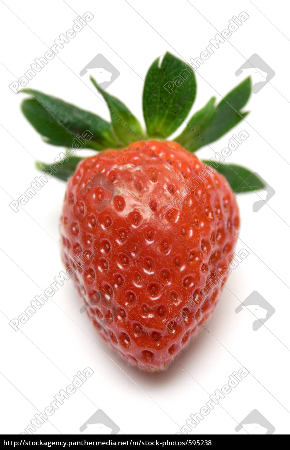 ripened, strawberry - 595238