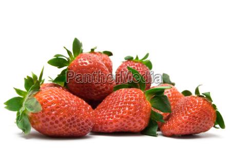 strawberry, heap - 595237