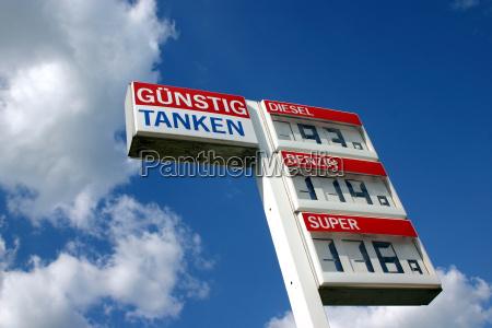 gasoline, prices - 596256