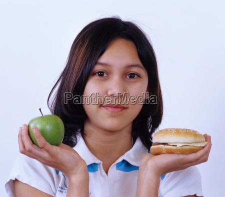 healthy, eating - 598938
