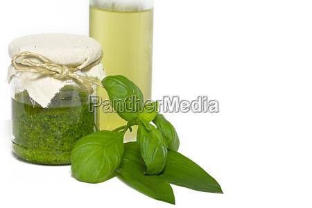 herb, pesto - 598291