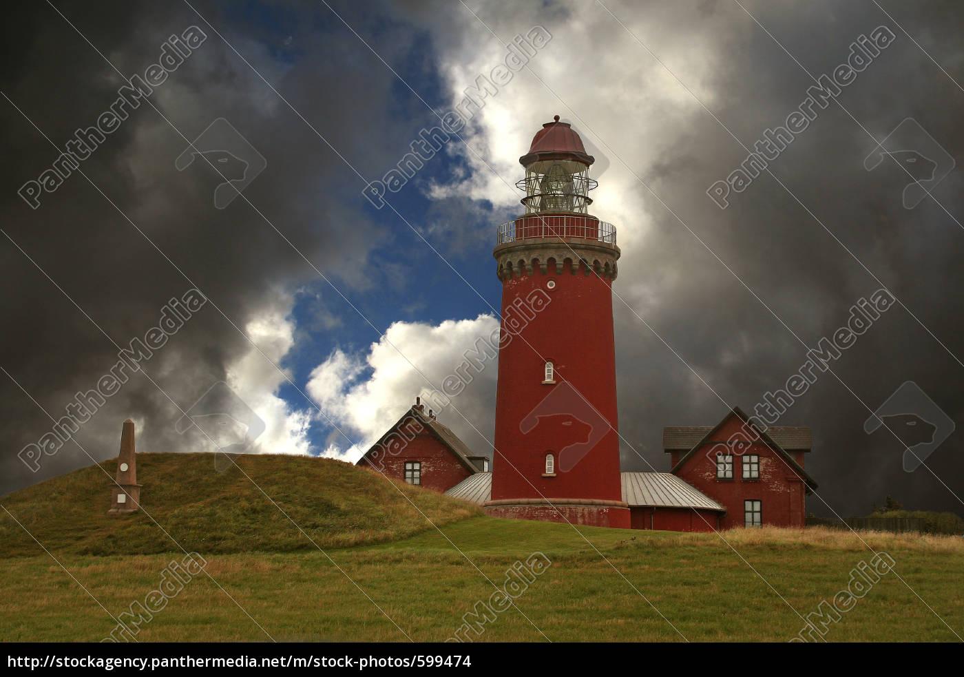 lighthouse, bovbjerg - 599474