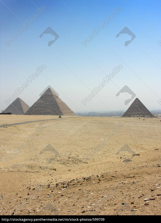 pyramids, in, cairo - 599739