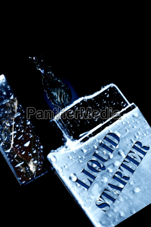 liquid, starter - 600096
