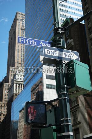 5th, avenue, nyc - 601598