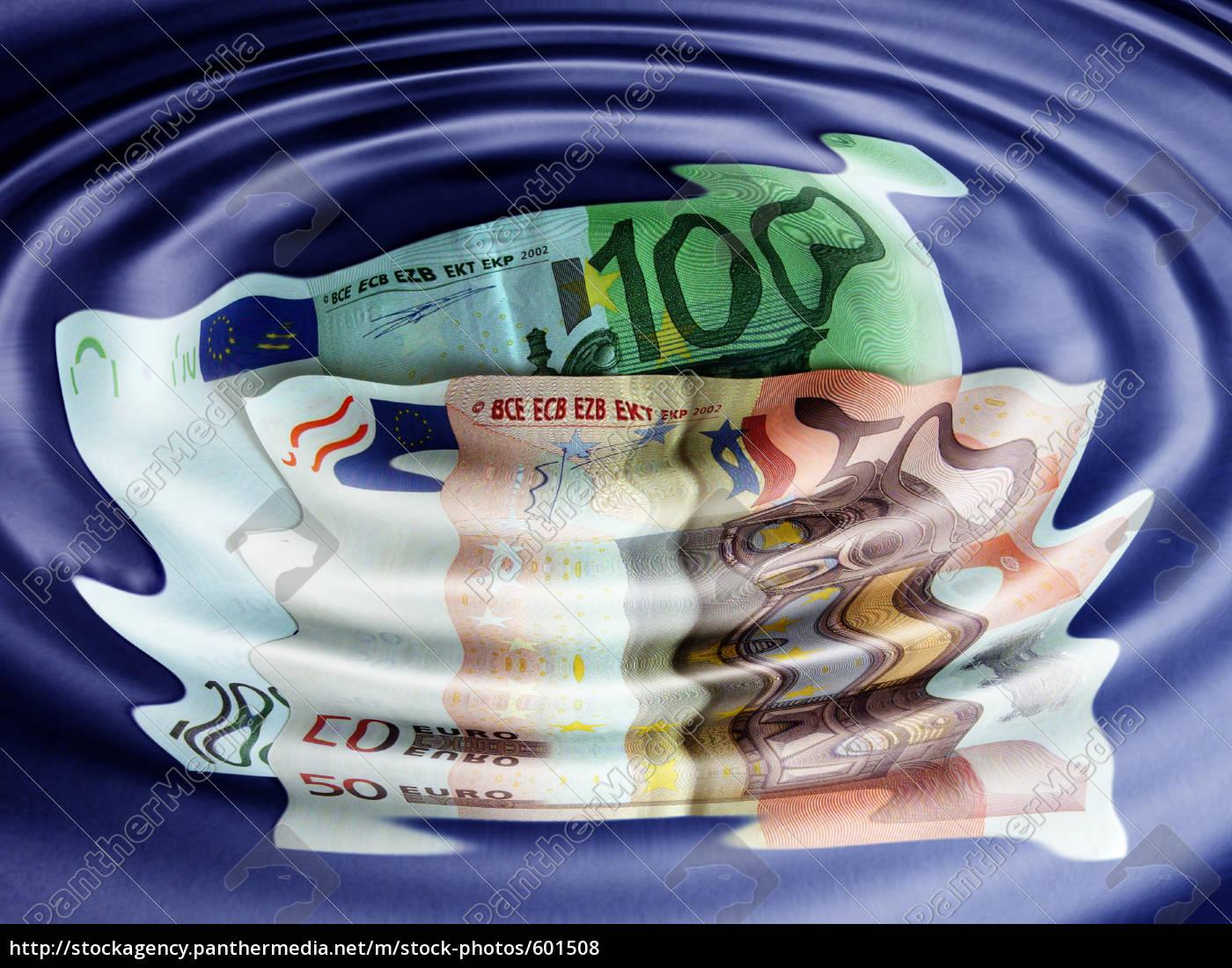 euro, underwater - 601508
