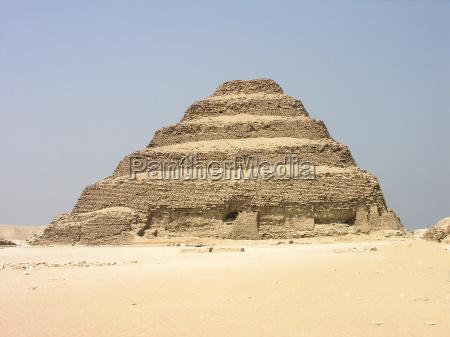 step, pyramid, in, saqqara - 603560