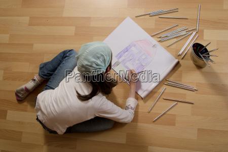 painting, child - 611901