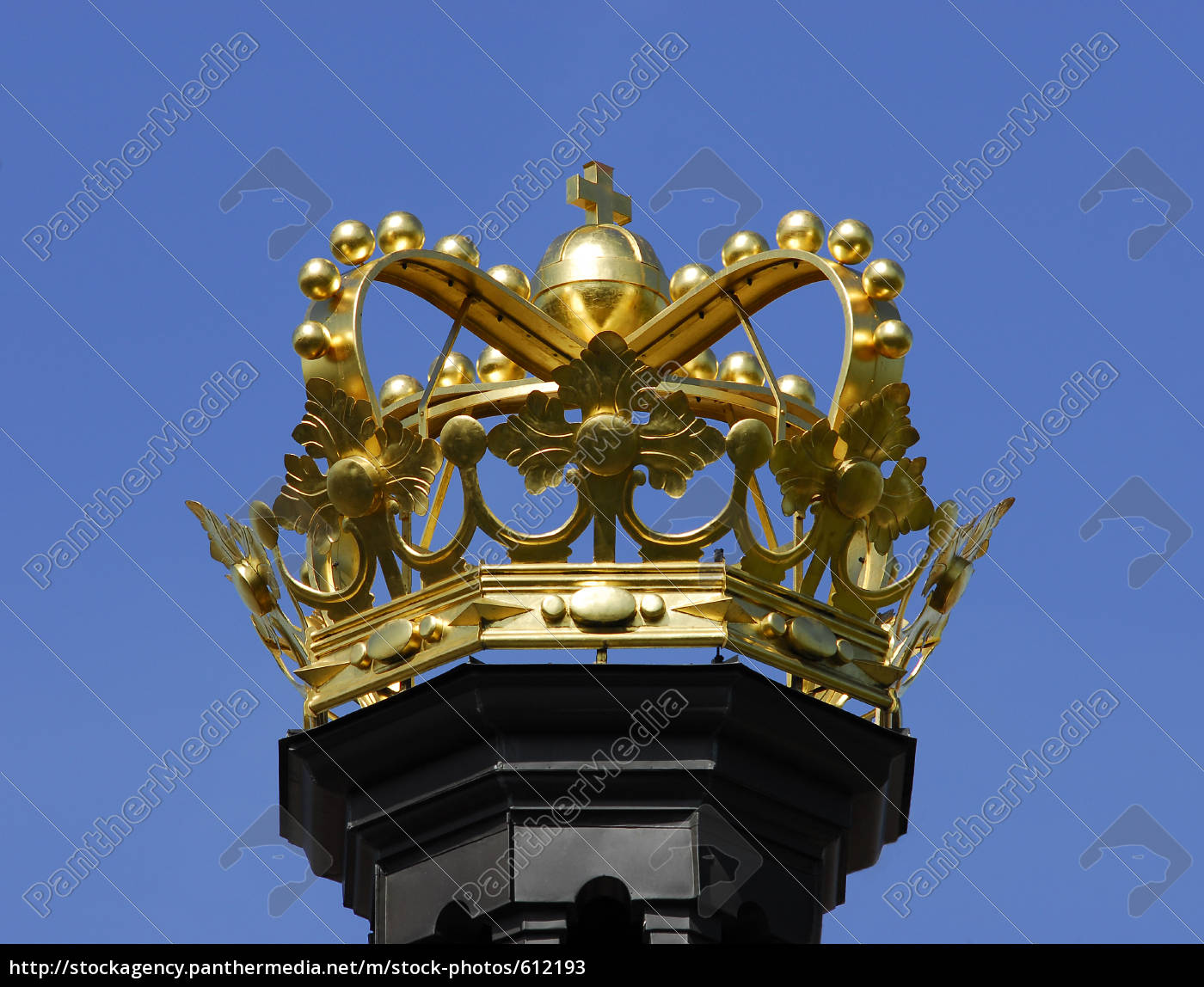 gold, crown - 612193