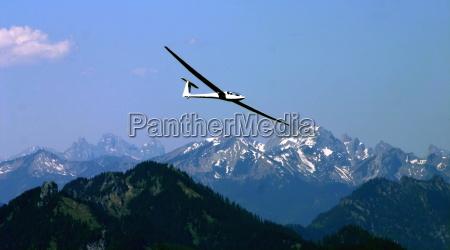 gliding through the ammergau alps iii