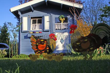 summer, house - 613322