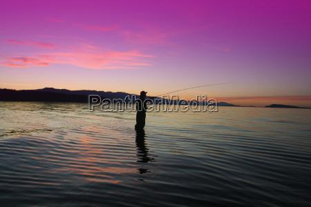 canadian, sunset - 614368