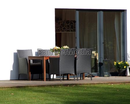 garden, furniture - 614976