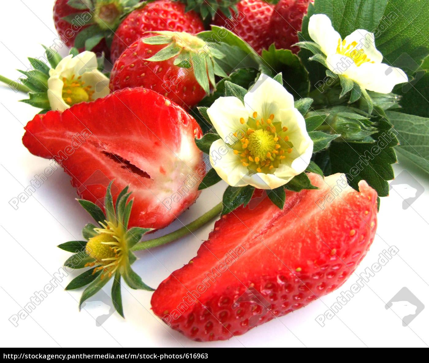 strawberries - 616963