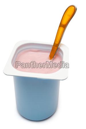 strawberry, yogurt - 616531
