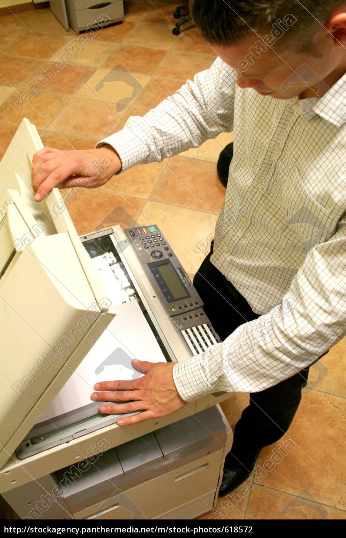 the, copier - 618572