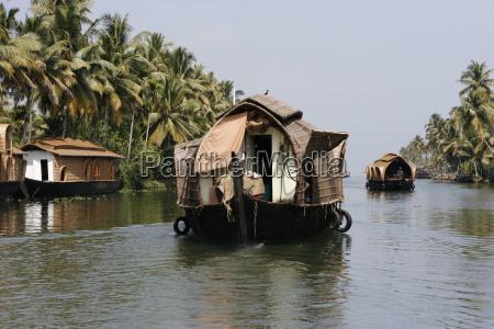 kerala, houseboat - 619499