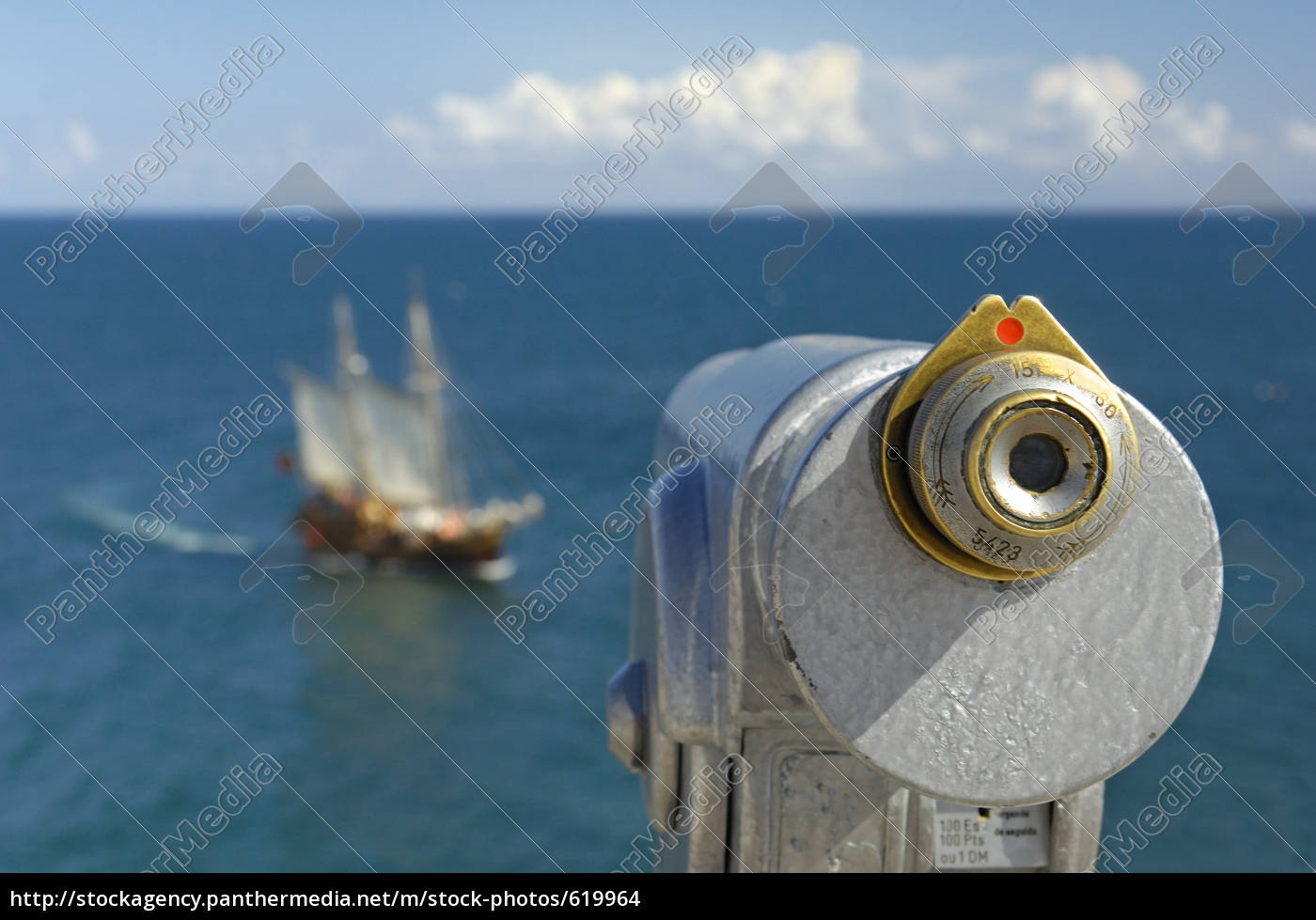 telescope, and, sailboat - 619964