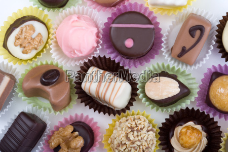 chocolates, from, above - 620693
