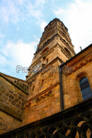 bamberg cathedral tower