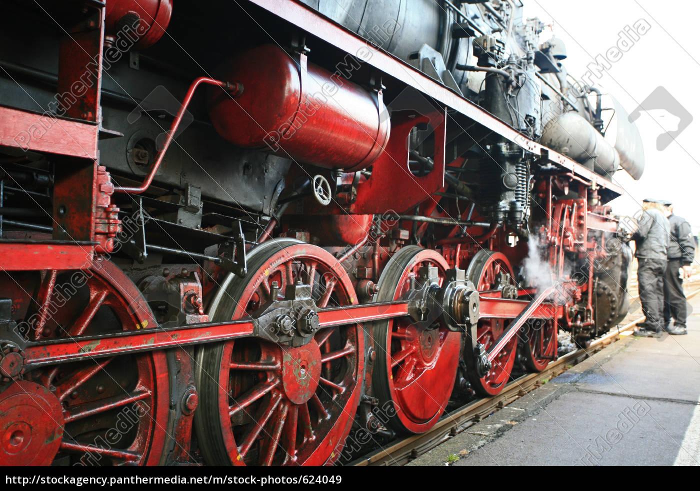 räde, rotary, axes, of, a, locomotive - 624049